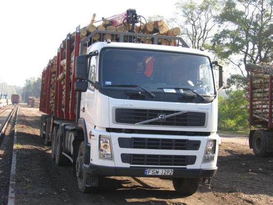 Inteligentny Transport drewna - Aktualności - Ośrodek Transportu Leśnego w YJ61